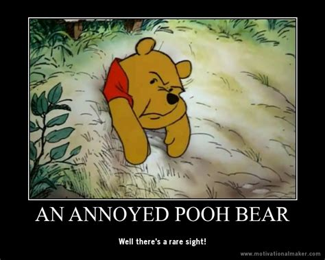 Pooh Memes - disney motivational poster 3 by slyboyseth on deviantart