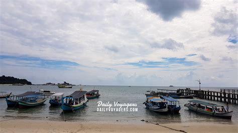 island hopping belitung menikmati keindahan pulau pulau