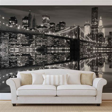 wall mural photo wallpaper xxl  york city skyline