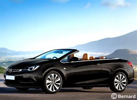 Opel Cars by Bernard Car Design 2017 Opel Cascada Facelift