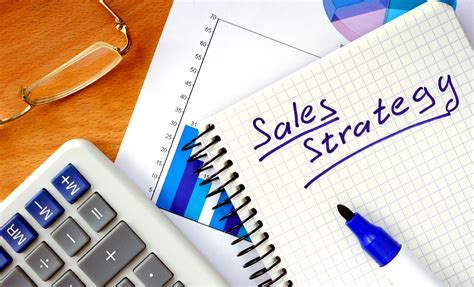 create  sales strategy  growth marketing donut