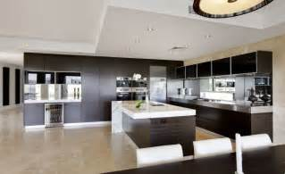 modern kitchen interior design modern open plan kitchens interior design ideas