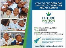 Future Nation Schools Open Day Lyndhurst