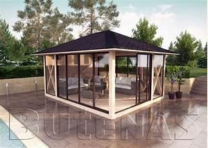 Grill überdachung Holz : die besten 25 garten pavillon ideen auf pinterest pavillon ideen pergola pavillon und ~ Buech-reservation.com Haus und Dekorationen
