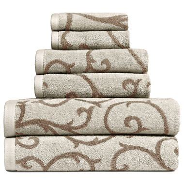 Jcpenney Bathroom Towel Sets by 1000 Images About Pin Win Jcp Room On