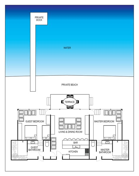house plan layouts cottage home floor plans