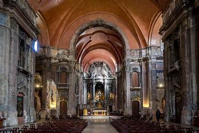 Lisbon Churches Portugal Visit Cathedral