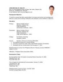 best resume format 2015 philippines holiday curriculum vitae curriculum vitae sle ghana