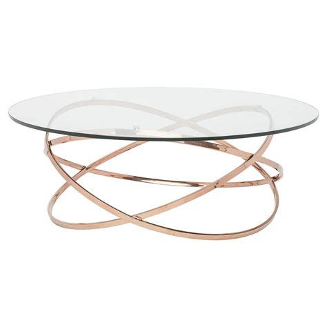 With millions of unique furniture, décor, and housewares options, we'll help you find the perfect solution for your style and your home. Savannah Modern Classic Rose Gold Glass Coffee Table | Kathy Kuo Home