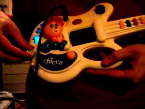 Circuit Bent Toy Guitar Youtube