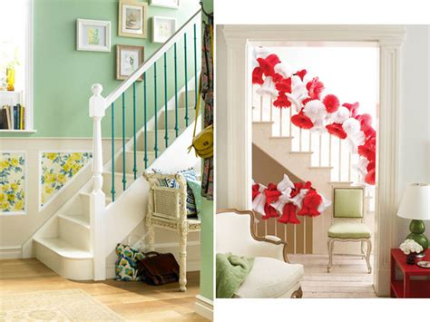 Decorating Ideas Stairs by 3 Staircase Decorating Ideas Interiorholic