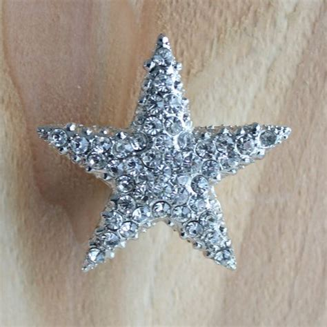 69 best images about silver metal drawer knobs on drawer pulls starfish and dresser