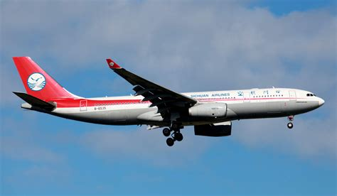- sichuan airlines 1