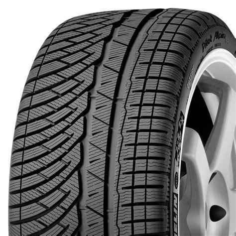 Michelin 174 Pilot Alpin Pa4 Tires
