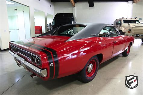 1968 Dodge Charger For Sale Cheap by 1968 Dodge Charger R T 440 For Sale 81592 Mcg