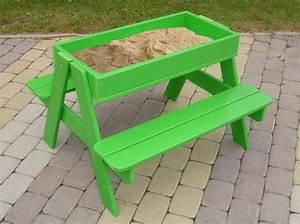 Table Enfant Exterieur : 20 meubles de jardin pour vos enfants elle d coration ~ Melissatoandfro.com Idées de Décoration