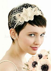Short Wedding Hairstyles Bridal Hairstyle For Short Hair