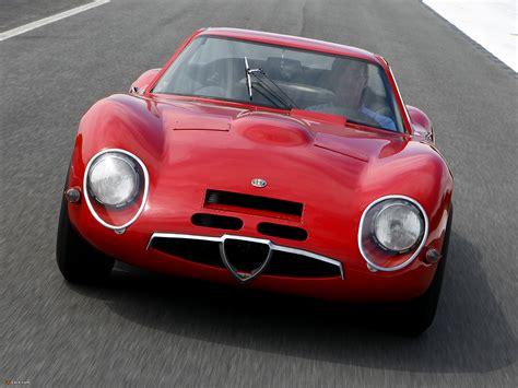 Alfa Romeo Giulia Tz2 by Alfa Romeo Giulia Tz2 105 1965 1967 Wallpapers 2048x1536