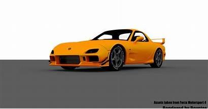 Mazda 4k Fd3s Rx