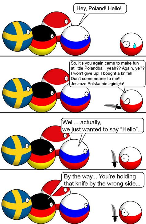 Country Ball Memes - poland ball meme