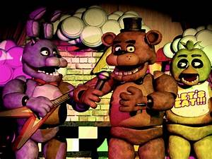 Which FNaF Character Are You? - ProProfs Quiz