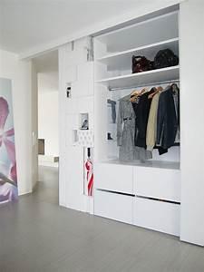 Schwebetürenschrank Nach Maß : garderobe das massmoebel schreinerei f r m bel nach ma ~ Markanthonyermac.com Haus und Dekorationen
