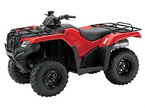 2015 Honda Fourtrax Rancher (trx420tm1f) For Sale In