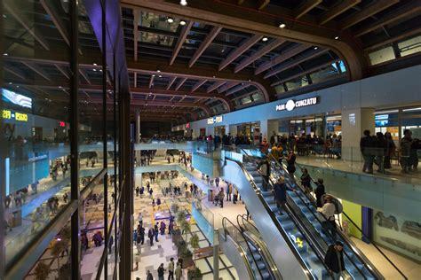 Centro Commerciale Porta Roma by Aura Il Nuovo Centro Commerciale Di Roma