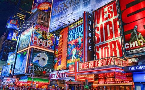 Spectacles Broadway   Frenzy Tours