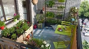 Aménager Son Balcon Pas Cher : amnager son jardin pas cher good pour lire son with ~ Premium-room.com Idées de Décoration