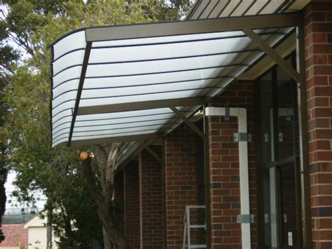 polycarbonate awnings  carbolite sydney