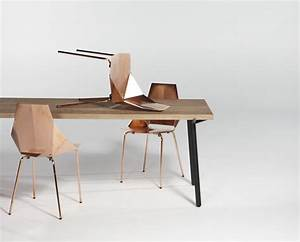 Objects Of Design Copper Chair By Blu Dot Mad About The
