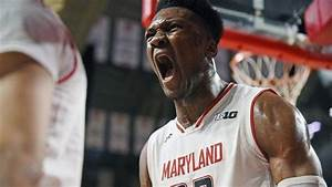 Whether Maryland men's basketball rebounds next season ...