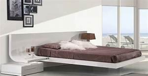 Lit adulte design italien for Chambre à coucher adulte moderne avec prix pour un bon matelas