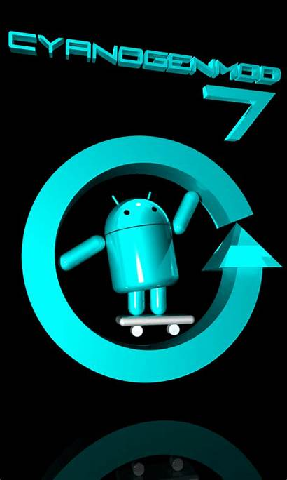 Android Animation 3d Boot Cyanogenmod Cool Many