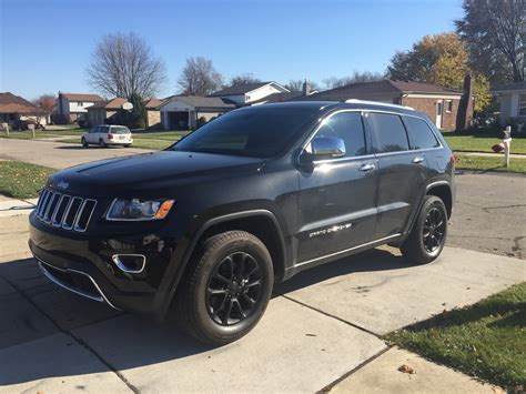 jeep cherokee black with black rims 2015 jeep grand cherokee rims matte black proplastidip