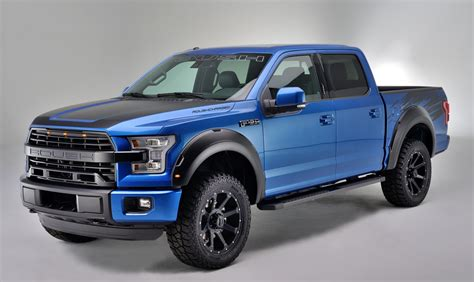 ford f150 2016 roush performance ford f 150 arrives with 600 hp