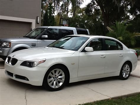 2004 Bmw 545i For Sale...pictures Added