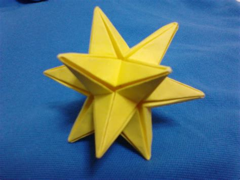 how to make 3d star and balls origami rainbow modular origami origami balls and polyhedrons origami modular
