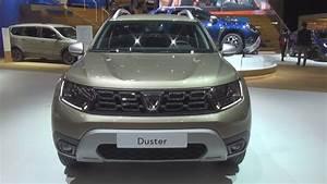 Dacia Duster Prestige 2018 : dacia duster prestige dci 110 stop start edc 2018 exterior and interior youtube ~ Medecine-chirurgie-esthetiques.com Avis de Voitures