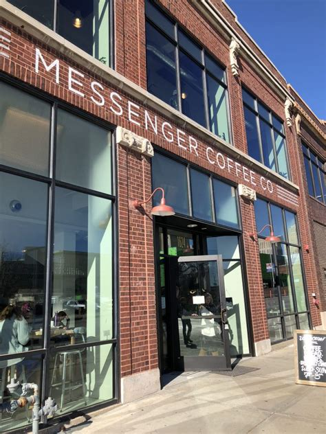 Our family of passionate baristas and bakers invites you to come enjoy a comfortable environment and delicious products. Messenger Coffee Company - The Cappuccino Traveler Reviews
