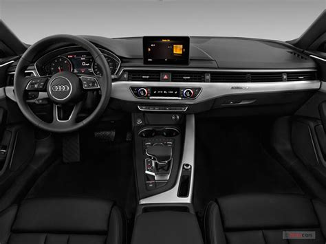 audi dashboard a5 2018 audi a5 pictures dashboard u s news world report