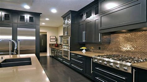 kitchen design ideas for remodeling black kitchen design ideas ᴴᴰ