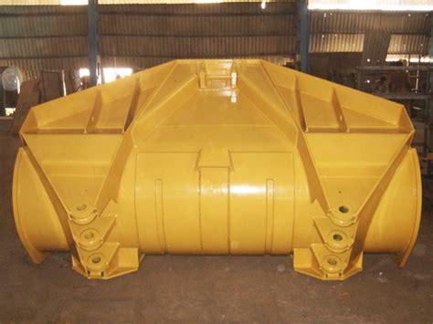 liugong side dump ducket kismet industries bucket