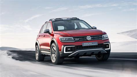 2017 Volkswagen Tiguan Gte Active Concept 3 Wallpaper Hd
