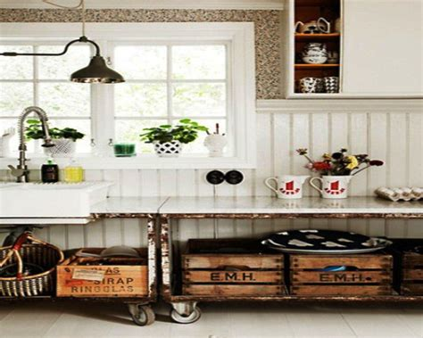 ideas for kitchen designs vintage kitchen design ideas dgmagnets com