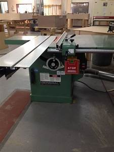 General Sliding Table Saw  Short 60 U0026quot    Used