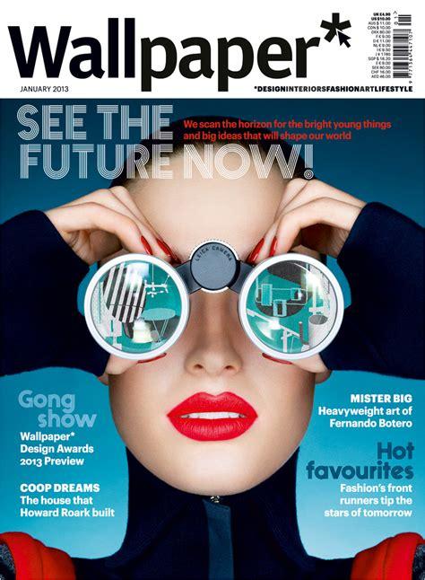 Sneak Peek Wallpaper* Magazine's Next Generation Issue