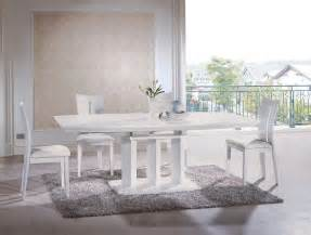 esszimmer weiss white dining room set marceladick