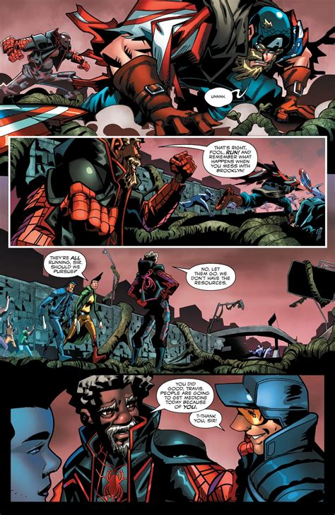 Read online Miles Morales: The End comic - Issue # Full